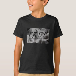 Camiseta Caçador do fantasma do fantasma pouco