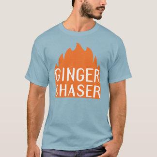Camiseta Caçador do gengibre
