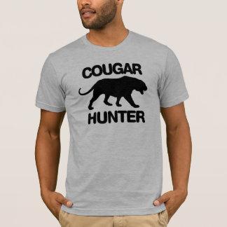 Camiseta Caçador do puma