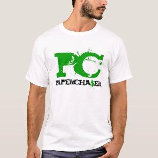 Camiseta Caçadores de papel ÉPICOS - T de Grn/preto