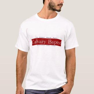 Camiseta Cacau da igreja baptista do calvário, FL