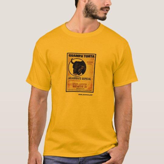 Camiseta Cachaça Guampa torta