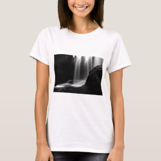 Camiseta Cachoeira da soma no desfiladeiro de Vintgar