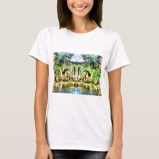 Camiseta Cachoeiras da nuvem