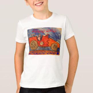 Camiseta caçoa a arte