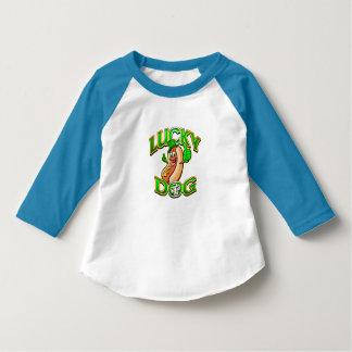 Camiseta caçoa o luckydog