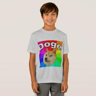Camiseta Caçoa o t-shirt cinzento