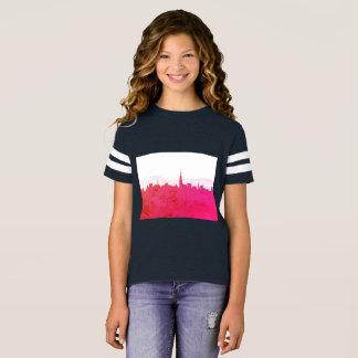 Camiseta Caçoa o t-shirt com silhueta da cidade