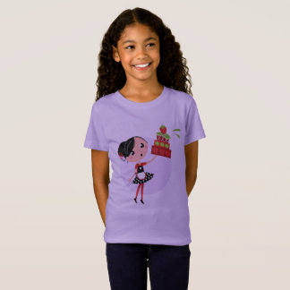 Camiseta Caçoa o t-shirt criativo com ilustração: Lavanda