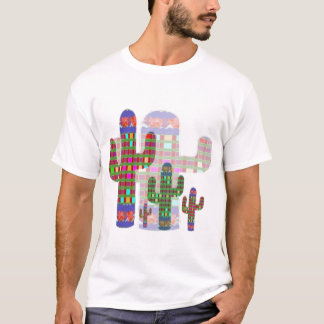 Camiseta CACTO: O habitat natural é deserto de SAHARA