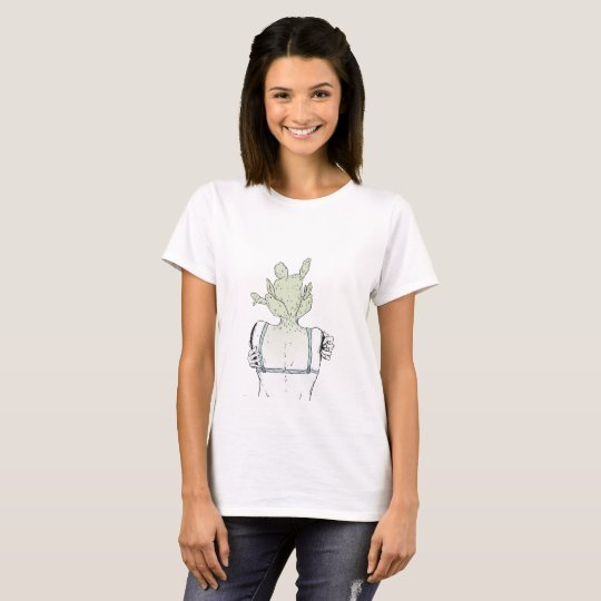 Camiseta Cactus Woman // T-shirt