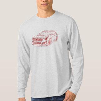 Camiseta Cad CTSV 2016