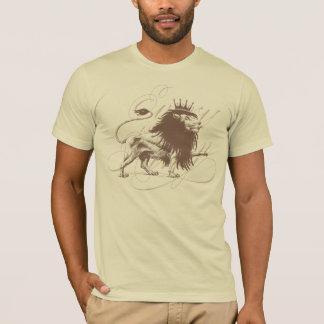 Camiseta Cada homem é rei Gráfico T-shirt