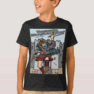 Camiseta Cada homem morre. Vidas de não cada homem