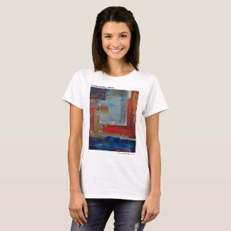 "Camiseta ""Cada momento conta… ""pela arte de Chamblee do LA"