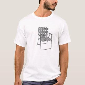 Camiseta Cadeira de gramado