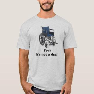 Camiseta Cadeira de rodas