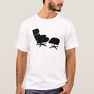 Camiseta Cadeira de sala de estar de Eames