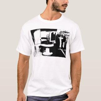 Camiseta cadeira do barbeiro