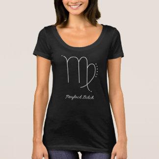Camiseta Cadela perfeita do Virgo |