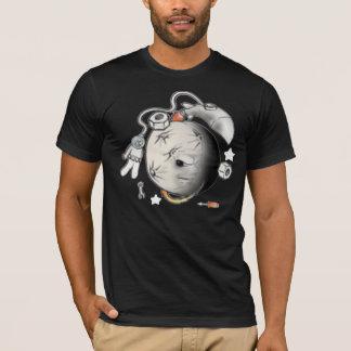 Camiseta Cadete do espaço