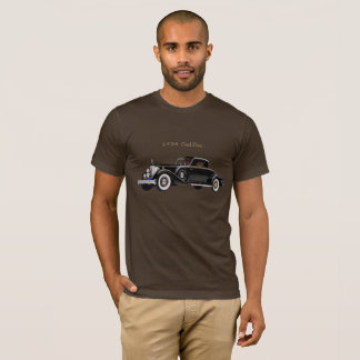 Camiseta Cadillac 1934 do vintage