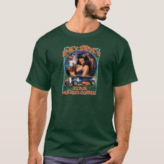 Camiseta Café de Steves Kona do Limey