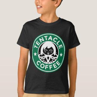 Camiseta Café do tentáculo