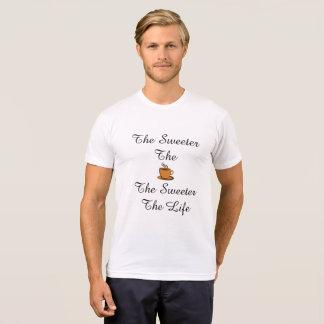 Camiseta Café mais doce