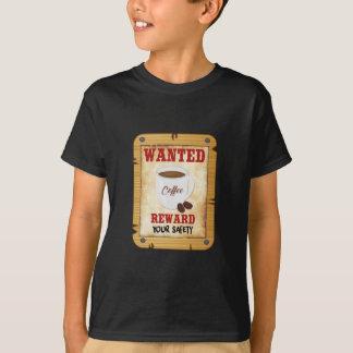 Camiseta Café querido