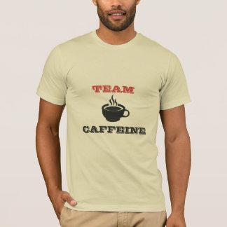 Camiseta Cafeína da equipe