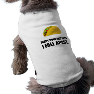 Camiseta Cai distante o Taco