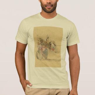 Camiseta Cair lá no vaqueiro!