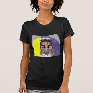 Camiseta Cair sobre