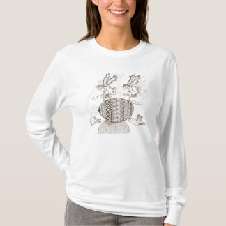 Camiseta Cair sobre a seu Pysanka