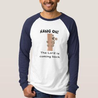 Camiseta Cair sobre! O senhor é artigo de volta do presente