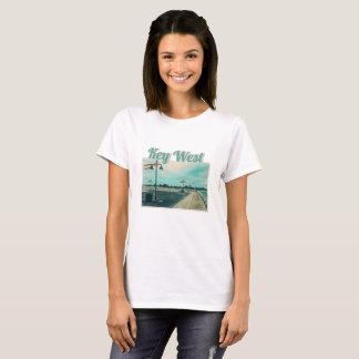 Camiseta Cais do cavaleiro de Edward B na praia de Higgs em