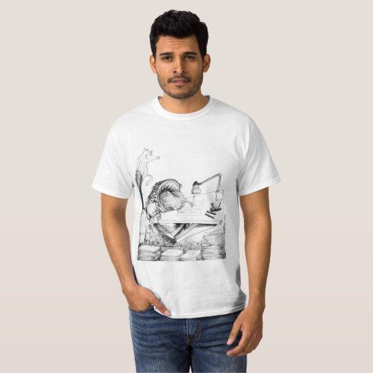 Camiseta Caisa Limbo em requadros