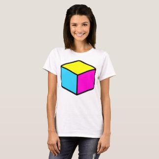 Camiseta Caixa
