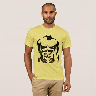 Camiseta Caixa 9 - Homens claros