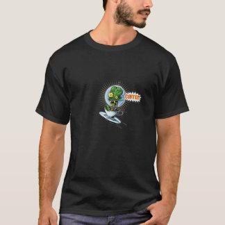 Camiseta Caixa da cafeína de Space™ exterior