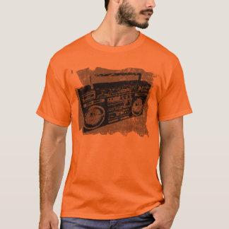 Camiseta CAIXA de CRESCIMENTO RETRO dos anos 90 do anos 80