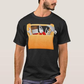 Camiseta Caixa de ferramentas