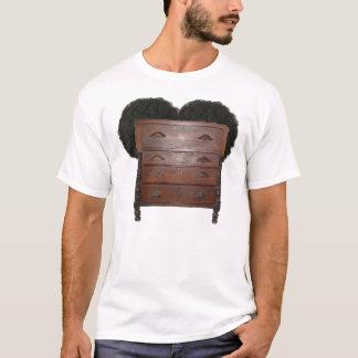 Camiseta Caixa peludo