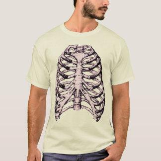 Camiseta Caixa torácica