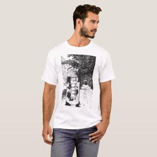 Camiseta Caixa tradicional do telefone, fileira de Colmore