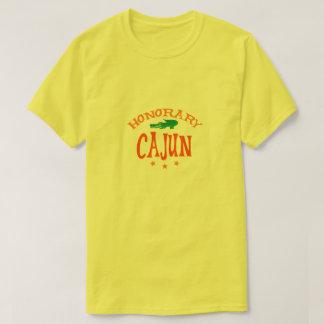 Camiseta Cajun honorário