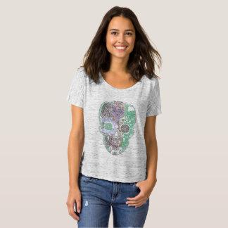 Camiseta Calavera, crânio do açúcar