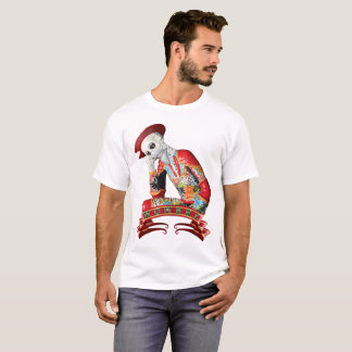 Camiseta Calavera Hombre