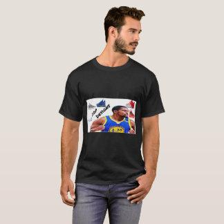 Camiseta Calçados do design da bobina de Kevin Durant